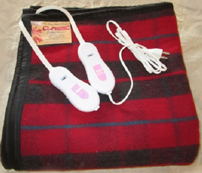 Double Bed Electric Blanket