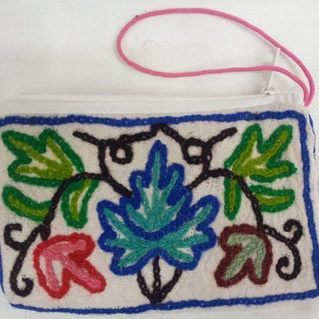 Beautiful Kashmiri embroidered clutches