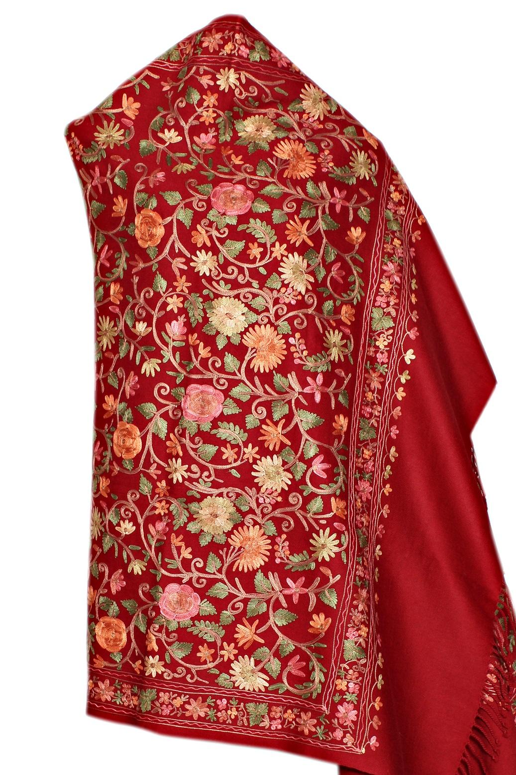 Kashmiri pashmina shawls online shopping
